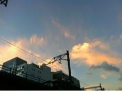 FLOWER 公式ブログ/秋の空。  千春 画像1