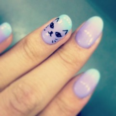 FLOWER 公式ブログ/New nail.   千春 画像1