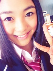 FLOWER 公式ブログ/35歳の高校生絵梨奈 画像1