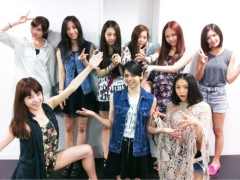 FLOWER 公式ブログ/昨日!絵梨奈 画像1