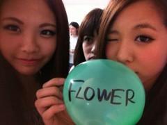 FLOWER 公式ブログ/ふたたび! 千春 画像1