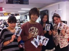 FLOWER 公式ブログ/美央です♪TAKAHIROさんが… 画像1