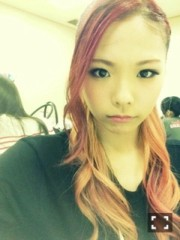 FLOWER 公式ブログ/make up!   千春 画像1