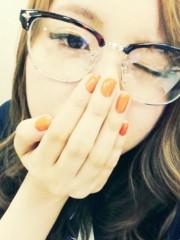 FLOWER 公式ブログ/オレンジねいるーー   杏香 画像1