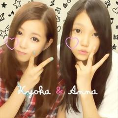 FLOWER 公式ブログ/あの子とプリクラ☆ 杏香 画像1