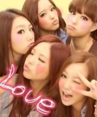 FLOWER 公式ブログ/初メンプリクラー♪  杏香 画像1