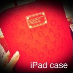 FLOWER 公式ブログ/iPad case!!千春♪ 画像1