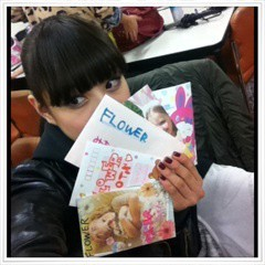 FLOWER 公式ブログ/ありがとうございます( 。-_-。) 美央♪ 画像2