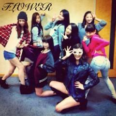 FLOWER 公式ブログ/みんなで☆真波 画像1