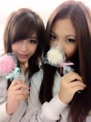 FLOWER 公式ブログ/伶菜とおそろっち!千春♪ 画像2