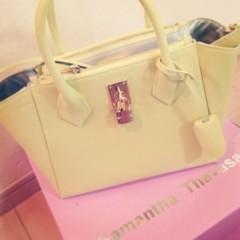 FLOWER 公式ブログ/Yellow Bag!   千春 画像1
