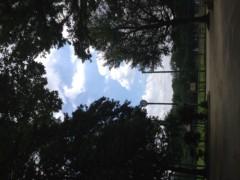 宇都宮快斗 公式ブログ/お昼は公園で! 画像1
