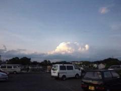 宇都宮快斗 公式ブログ/近づいて来ている空。 画像1