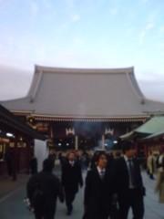 宇都宮快斗 公式ブログ/浅草寺 画像1