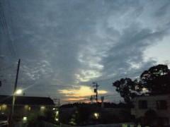宇都宮快斗 公式ブログ/昨日は暑かったみたいで! 画像1