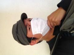 宇都宮快斗 公式ブログ/喉と平和を守るマスクマン! 画像1