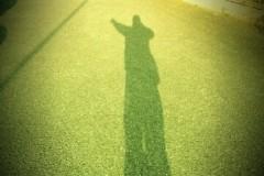 宇都宮快斗 公式ブログ/眩しい朝焼けと温かい光り。 画像1