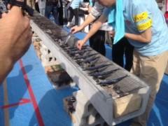 宇都宮快斗 公式ブログ/女川さんま収穫祭イン日比谷公園 画像1