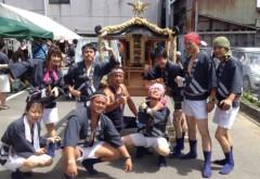 宇都宮快斗 公式ブログ/気温も暑いが心も熱いぜ! 画像1
