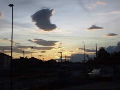 宇都宮快斗 公式ブログ/近づいて来ている空。 画像2