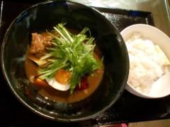 下島美来 公式ブログ/nakame☆スープカレー 画像3