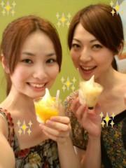 下島美来 公式ブログ/豆乳ソフト 画像1