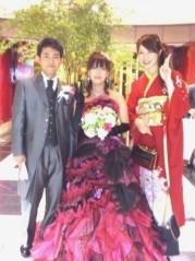 下島美来 公式ブログ/結婚式 画像3