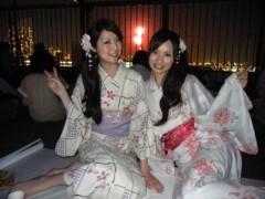 下島美来 公式ブログ/今年、初ゆかた☆ 画像1