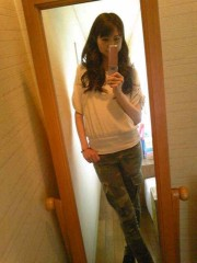 下島美来 公式ブログ/今日の私服 画像1
