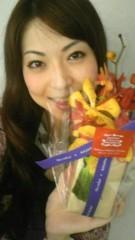 下島美来 公式ブログ/お花と私☆ 画像1