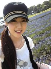 下島美来 公式ブログ/ラベンダーきれい〜 画像2