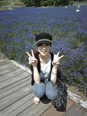 下島美来 公式ブログ/ラベンダーきれい〜 画像1