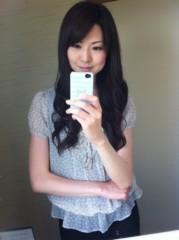 下島美来 公式ブログ/美容院に 画像1