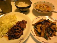 下島美来 公式ブログ/夕ごはん(まとめて載せます☆) 画像1