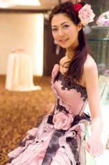 下島美来 公式ブログ/私のドレス姿でーす☆ 画像1