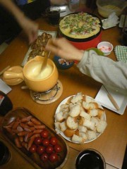 下島美来 公式ブログ/タコ焼き&チーズフォンデュ 画像1