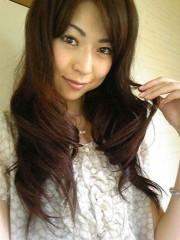 下島美来 公式ブログ/暑いですね〜&今日のヘアスタイル 画像1