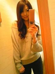 下島美来 公式ブログ/鏡越しです☆ 画像1