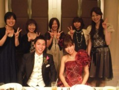 下島美来 公式ブログ/キャプテンの結婚式♪ 画像3