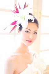 下島美来 公式ブログ/私のドレス姿でーす☆ 画像2