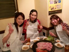 下島美来 公式ブログ/韓国焼肉☆ 画像1