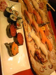 下島美来 公式ブログ/お寿司☆ 画像1
