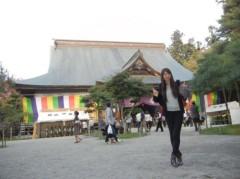 下島美来 公式ブログ/岩手  世界遺産、平泉へ 画像2