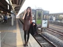 下島美来 公式ブログ/岩手の旅 釜石線に乗って 画像2