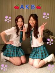 下島美来 公式ブログ/AKBになっちゃった(笑) 画像1