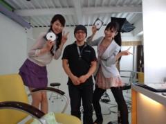 下島美来 公式ブログ/撮影&初すき家 画像1