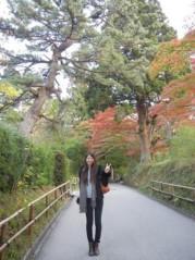 下島美来 公式ブログ/岩手  世界遺産、平泉へ 画像3