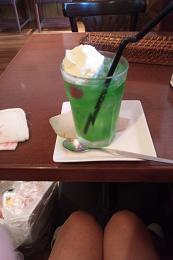 ☆クリームソーダ☆