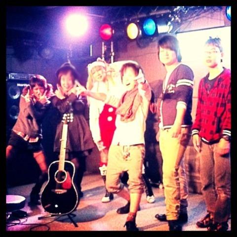 12月17日Live 無事終了〜w