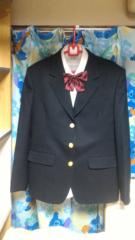 月野魅邑 公式ブログ/届いた制服 画像1